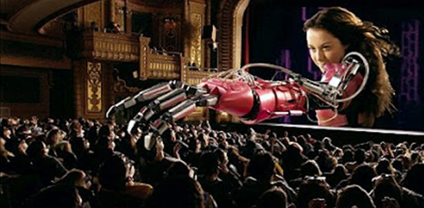 Isparta Cinema Pink'de 3 boyutlu sinema keyfi