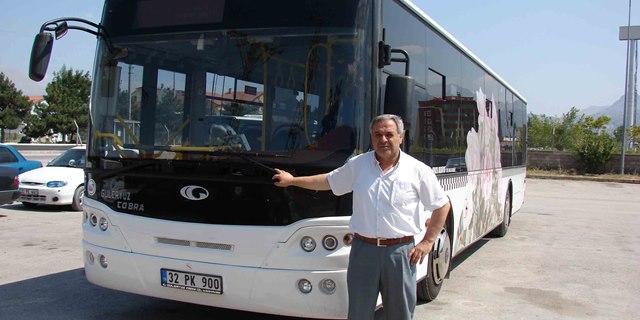 Isparta Halk Otobüsleri hakkında şikayet yağıyor