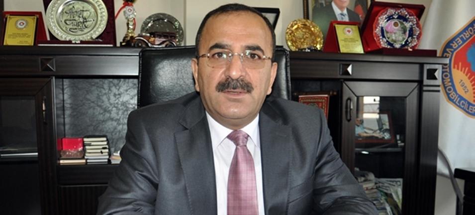 Ahmet Tural Isparta Esnaf ve Sanatkarlar Odaları Birliği Başkan Vekili