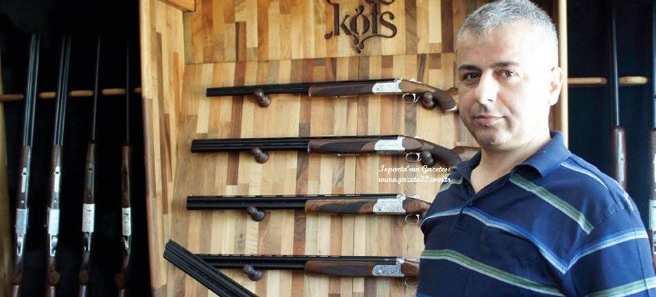 Kofs Makine ve Orman Ürünleri Genel Müdürü Ali İhsan Kuzu.