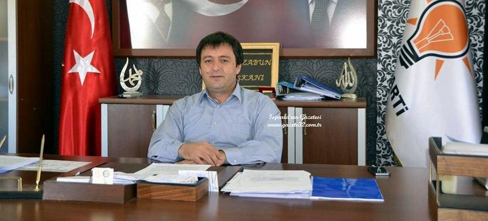 AK Parti Isparta İl Başkanı Osman Zabun