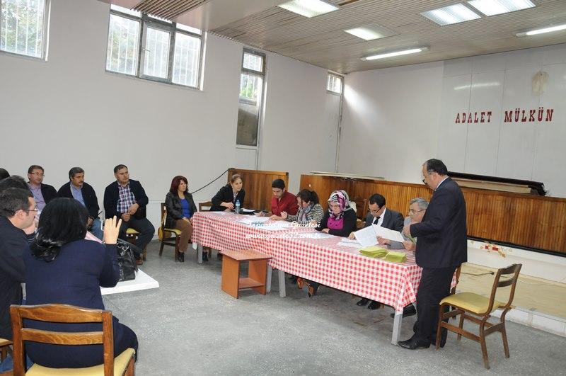Isparta'da HSYK Adli Yargı Sonuçları-1