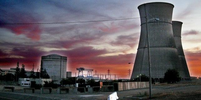 Türkler'den nükleer çıkarması