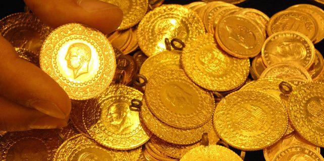 Çeyrek altın fiyatı düştü