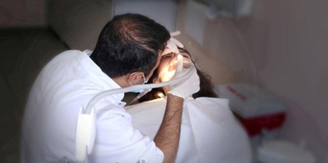 SDÜ Hastanesinde diş tedavisi çok zor !