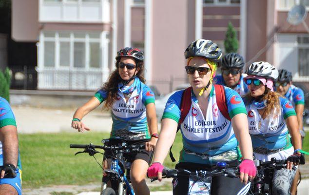 eğirdir bisiklet festivali