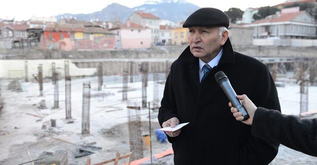 Isparta Belediyesi'nin bahar yatırımları hazır