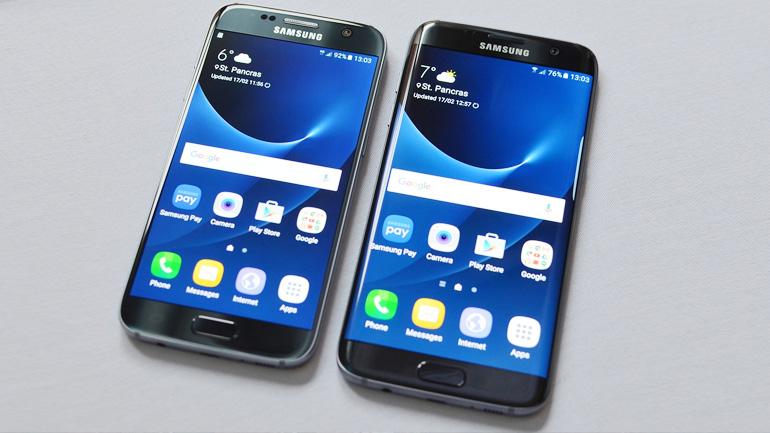 Samsung Galaxy S7 ve S7 Edge modelleri duyuruldu!