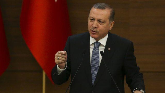 Cumhurbaşkanı Erdoğan'dan Cameron'a çarpıcı sözler