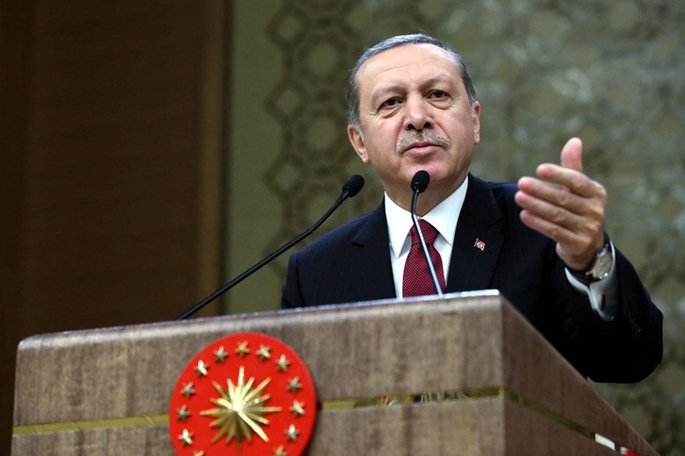 Erdoğan hükümeti kurma görevini verdi