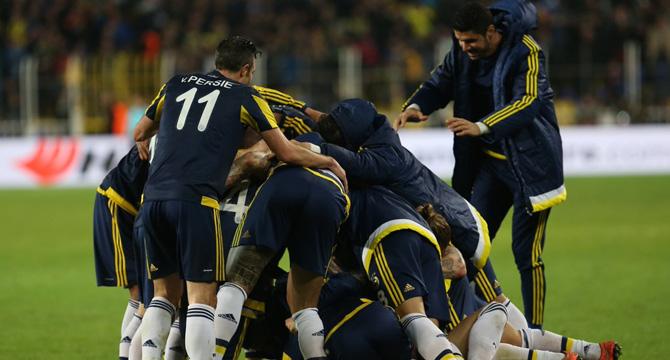 Fenerbahçe 5 – 0 Kardemir Karabükspor