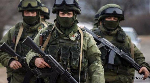 Operasyonlara katılan askere yasal koruma