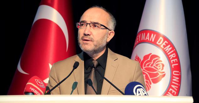 """""""Mülteciler konusunda SDÜ'ye önemli görev"""""""