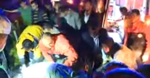 Eğirdir'de trafik kazası :  1 ölü
