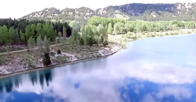 Isparta Gölcük Gölü Tabiat Parkı