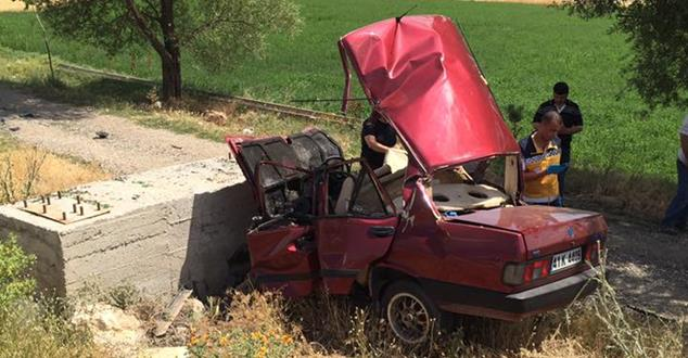 Feci trafik kazası