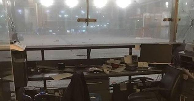 Atatürk Havalimanı'nda çifte patlama