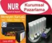ISPARTA BİTMEYEN KARTUŞ & DOLAN TONER