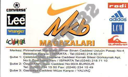 Mkb Magazaları