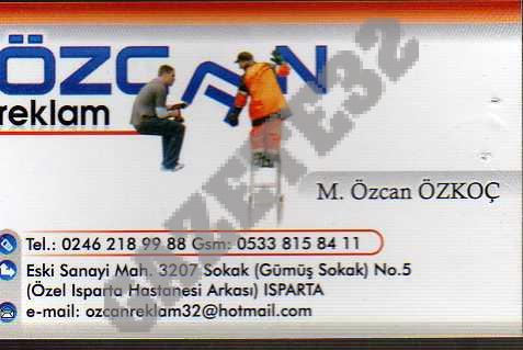 Özcan Reklam