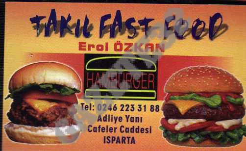 Takıl Fast Food