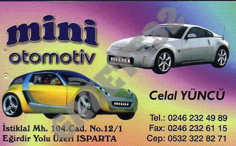 Mini Otomotiv