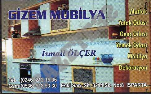 Gizem Mobilya