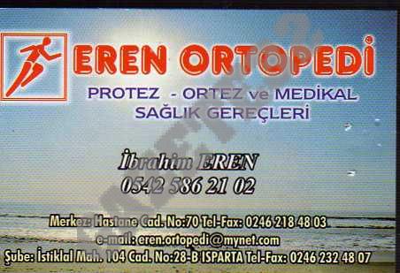 Eren Ortopedi