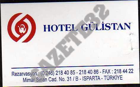 Hotel Gülisltan