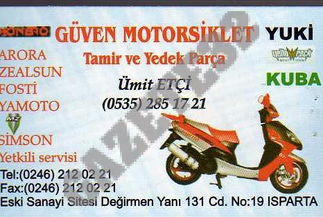 Güven Motorsiklet