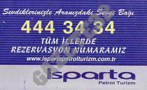 Isparta Petrol Turizm