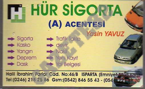 Hür Sigorta (A) Acentesi