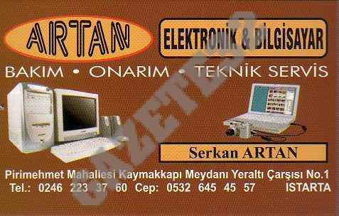 Artan Elektronik & Bilgisayar