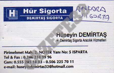 Hür Sigorta & Ankara Sigorta
