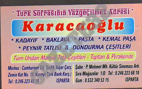 Karacaoğlu