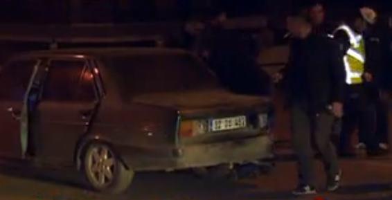 Isparta'da trafik kazası : 2 yaralı