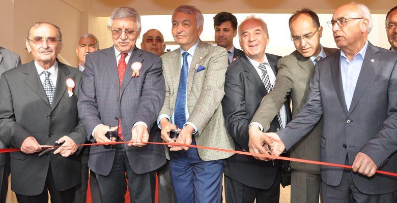 Huzur Engelli Bakım Merkezi açıldı