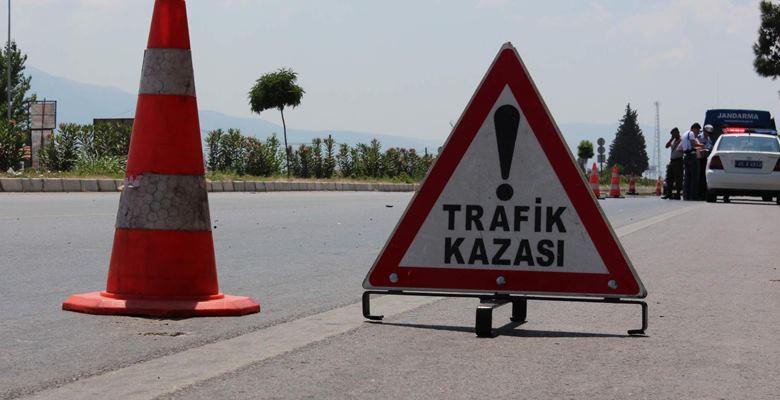 Isparta'da trafik kazaları : 3 ölü