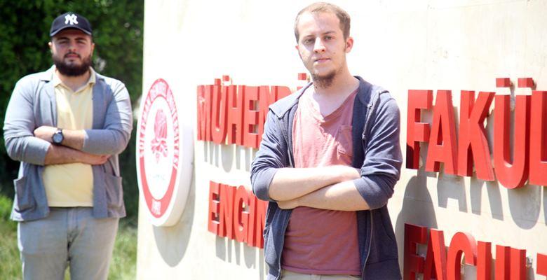 NASA'nın yarışmasında SDÜ'lü öğrenciler Türkiye birincisi