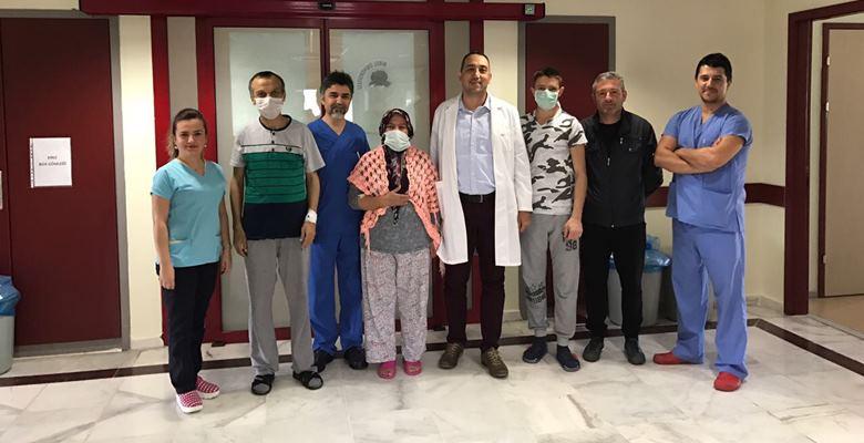 SDÜ Organ Nakli Merkezinde 3 yeni yaşam daha