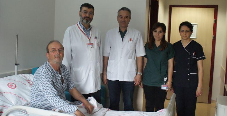 SDÜ Hastanesi başarılarına yenilerini eklemeye devam ediyor