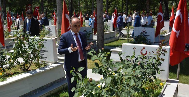 Isparta'da 15 Temmuz Demokrasi ve Milli Birlik Günü