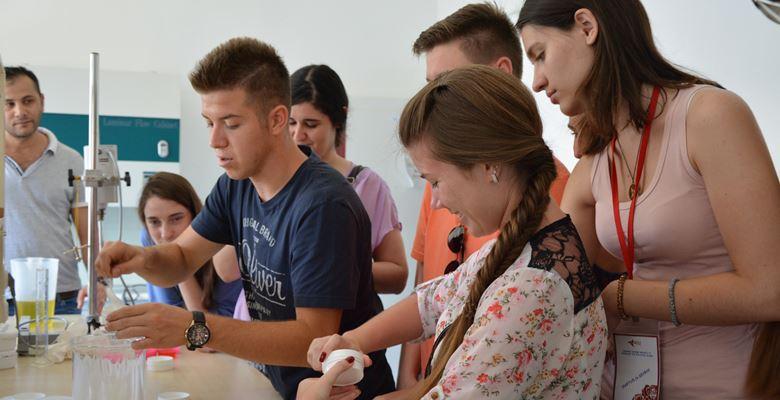 GÜLAR'dan 8 ülkeden 17 öğrenciye bilimsel eğitim