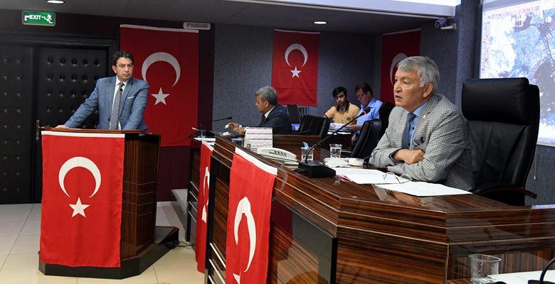 Ağustos ayı olağan meclis toplantısı gerçekleştirildi