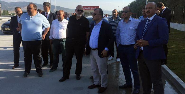Cumhurbaşkanı Erdoğan'ın Isparta programı