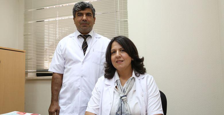 SDÜ'de Çocuk Kardiyoloğu ve Hematoloğu göreve başladı