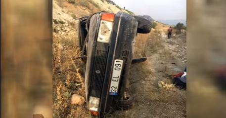 Anne ve oğlu okul yolunda hayatını kaybetti