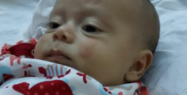 Mustafa Bebeğin hayatı sizin kanınızda olabilir