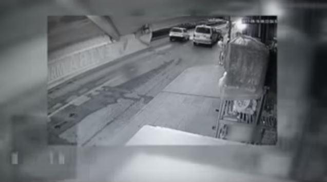 Isparta'da bisiklet hırsızlığı kameralarda