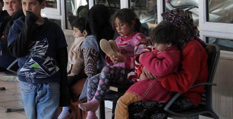 Suriyeliler izin almadan Isparta'dan çıkamayacaklar